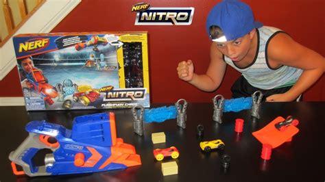 nerf car shooter nerf nitro flashfury chaos foam car shooter review
