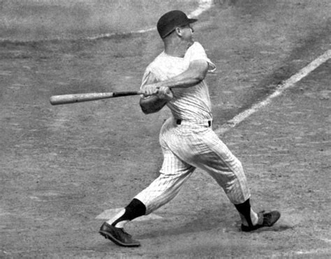 swing and hit x ray shows bat used by mickey mantle was corked expert