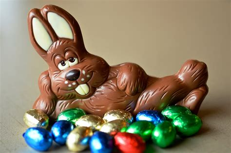 easter chocolate chocolate easter bunny hd wallpapers