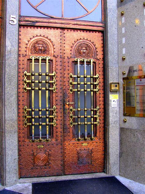 Interesting Door by Abroad In The Republic More Interesting Doors