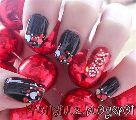 nail design ideas for valentines day 70 s day nail ideas listing more