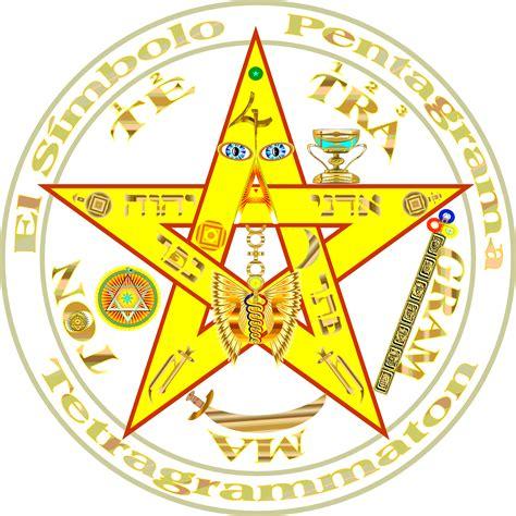 imagenes simbolos gnosticos pentagrama esoterico star pentagram pentalfa esot 201 rico