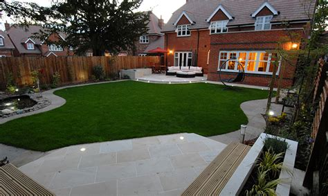 Patio Designs Uk Early Modern Patio Gardens