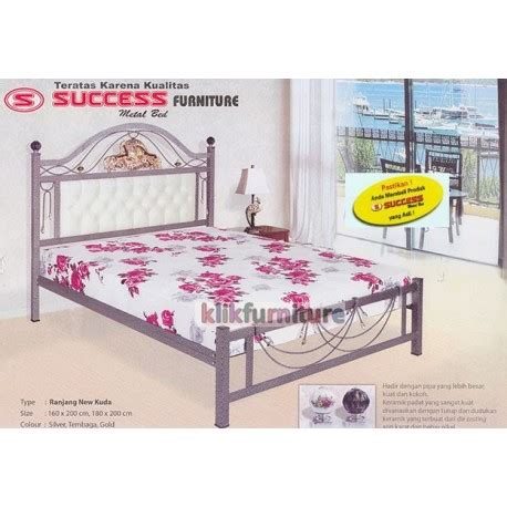 Ranjang Besi Tempa Success harga ranjang besi success new kuda
