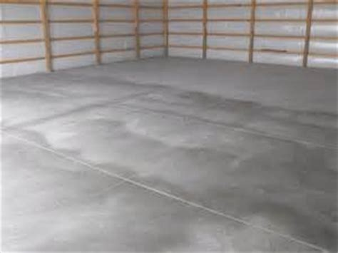 Pole Barn Concrete Floor Cost by Pole Barn Floors Cost For Concrete Floor In Pole Building