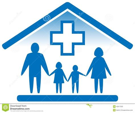Mother Daughter House Plans by Family Medicine Icon Stock Vector Image 42617503