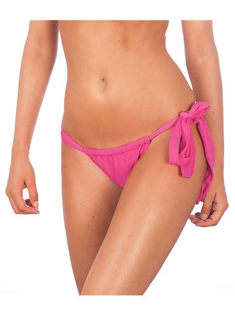 Rio de Sol Bas Brésilien   Pink Lace   100 Jours pour échanger