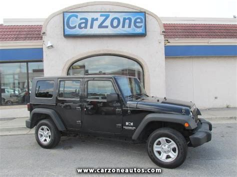 Jeep Baltimore New And Used Jeep Wrangler For Sale In Baltimore Md The
