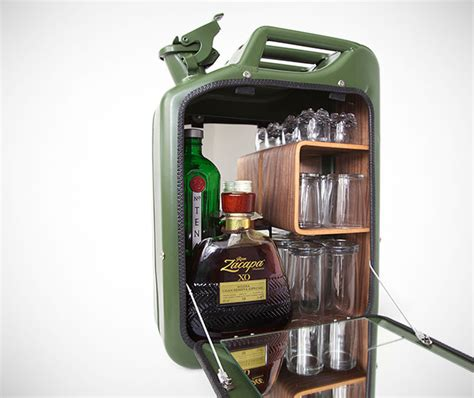Jerry Can Bar Cabinet Fuel Bar Cabinets Gearculture
