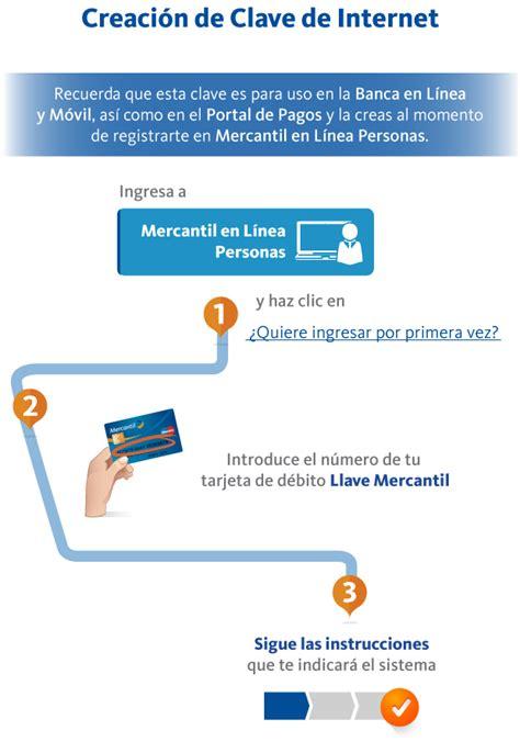 Como Recuperar Clave De Cajero Mercantil | mercantil banco
