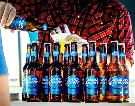 what type of is bud light goers as types of alcoholic drinks