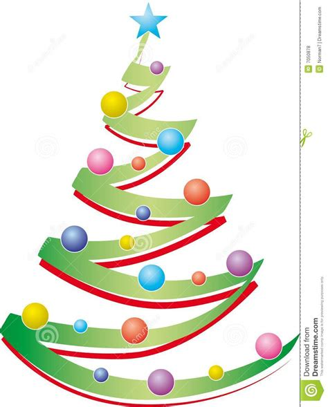 imagenes de navidad sin fondo blanco 193 rbol de navidad ilustraci 243 n del vector imagen de festivo