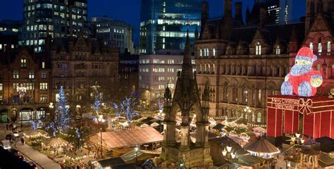 manchester christmas markets christmas market in
