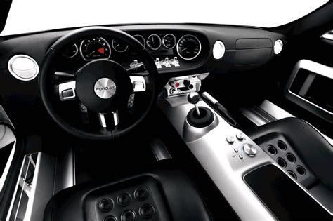 Nicest Car Interiors by Ford Gt