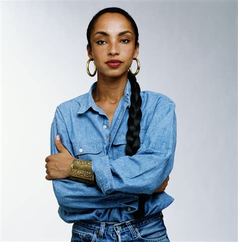 sade adu cornrows hairstyle sade s birthday singer turns 54 a look back at her