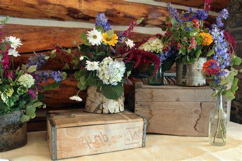 Nancee's blog: Rustic Wedding Decor Vintage