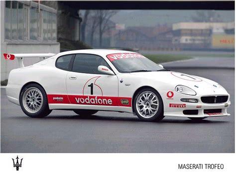 Maserati Coupe Trofeo Year 2003 Leo Models the maserati trofeo