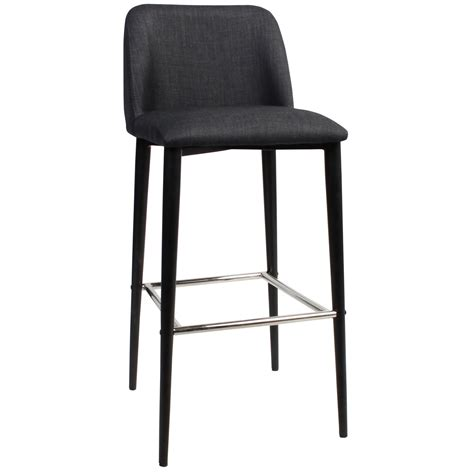 Commercial Grade Metal Bar Stools by Clovelly Commercial Grade Fabric Bar Stool Metal Leg