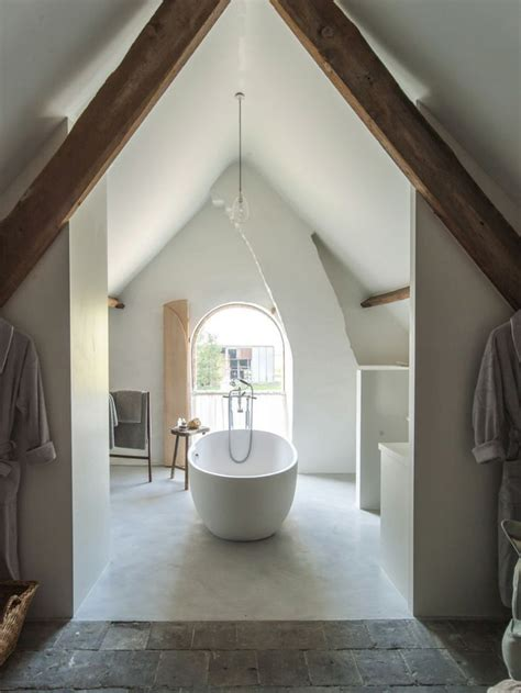 attic ideas 38 practical attic bathroom design ideas digsdigs