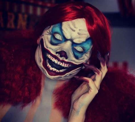 imagenes de halloween hombres 21 maquillajes terrorificos para halloween