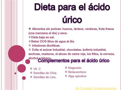 terapias naturales como tratar naturalmente el acido urico