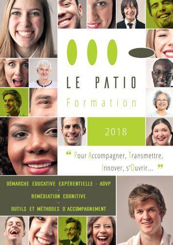Le Patio Formation by 2 Nouveaux Catalogues En 2018 Pour Vos Formations