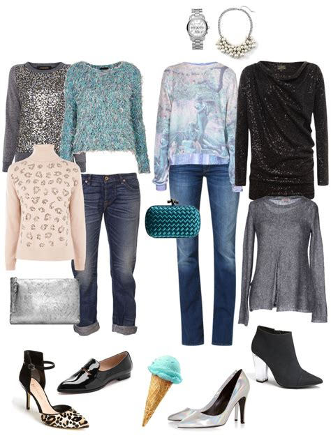 What To Wear To A House by Ensemble And Festive Sweater Ylf