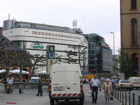 zeil street frankfurt opening hours 10 days in deutschland team bhp