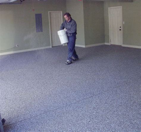 Quikrete Epoxy Garage Floor Paint Ideas   Grezu : Home