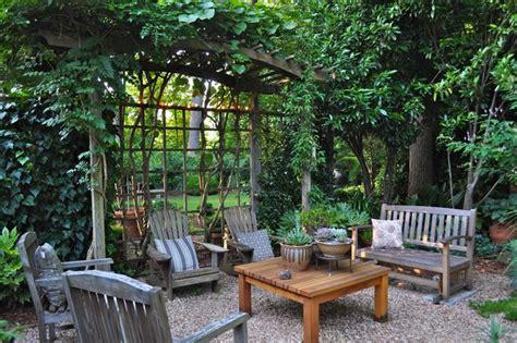Patio Areas In Gardens 18 Ideas To Start A Secret Backyard Garden Top Easy Diy