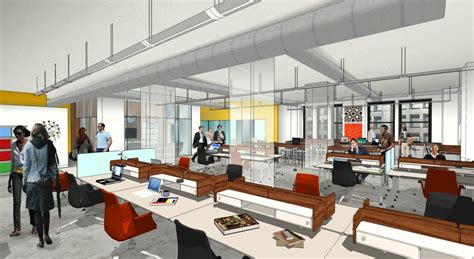 Small Office Floor Plan by Cultureworks Announces New Center City Coworking Space For