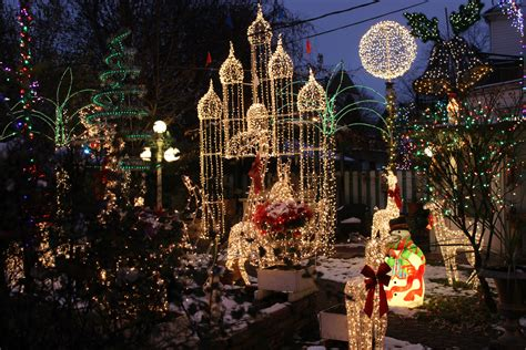 sauganash christmas lights sauganash light display decoratingspecial