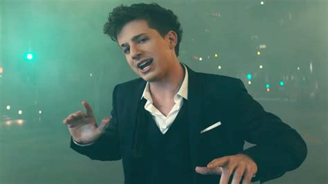 charlie puth official charlie puth just wanted to dance like an idiot for new