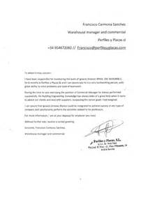 recommendation letter pyp english