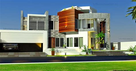 3d front elevation com modern house plans house designs 3d front elevation com oman modern contemporary villa 3d