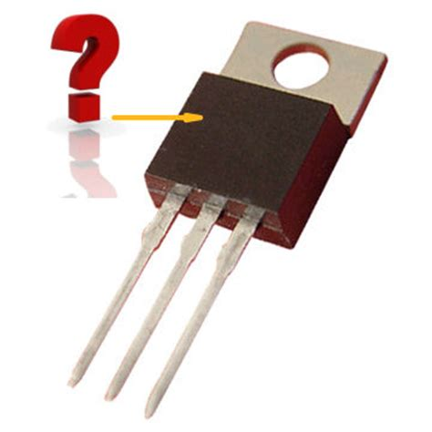 transistor number missing part number electronics repair and technology news