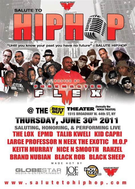 Ny Hip Hoppers Rally For Injured Dj Big Wiz by Big Jeff Productions