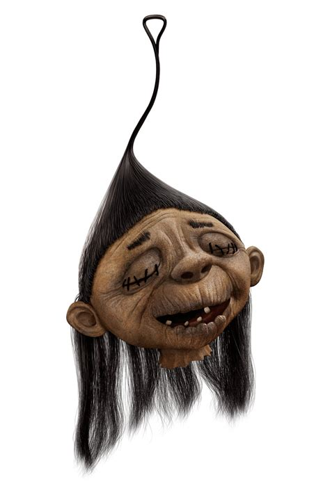 shrunken head leunell eurweb