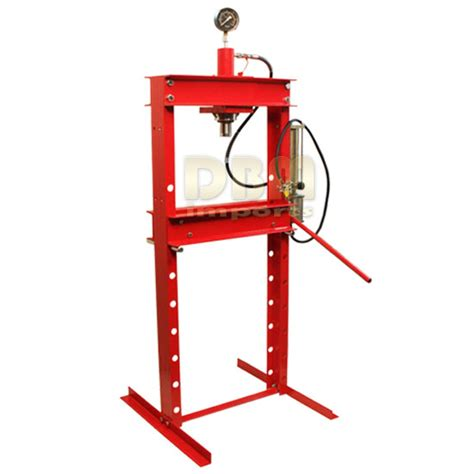 1 Ton Hydraulic Floor Press by 20 Ton Air Hydraulic Floor Shop Press H Type Free Shipping