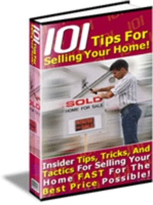 101 tips for selling your home yourself ebooks