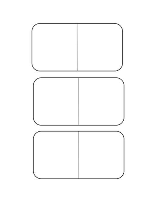 printable domino cards for math blank dominoes by missehill teaching resources tes