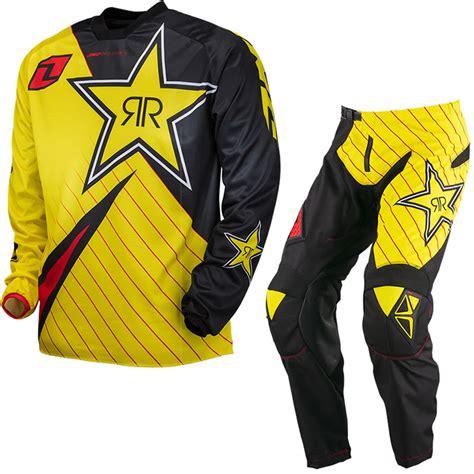 rockstar motocross boots one industries 2013 atom rockstar mx motocross trikot