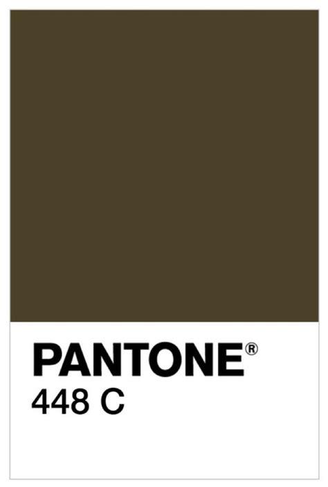 pantone 448c este es el color pantone m 225 s feo del mundo lo dice una