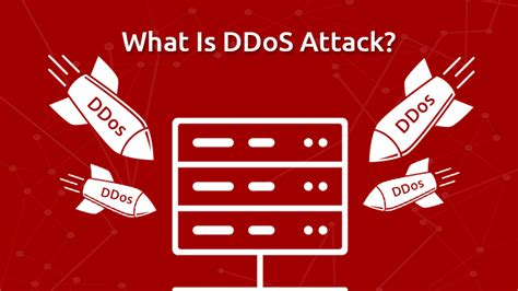 ddos distributed denial  service attack