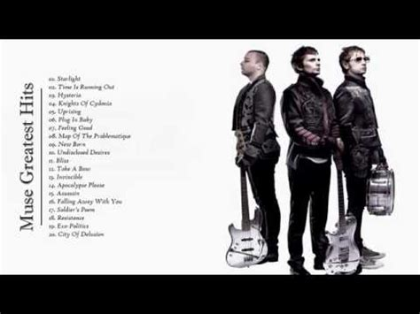 best muse albums muse greatest hits muse best songs best of muse
