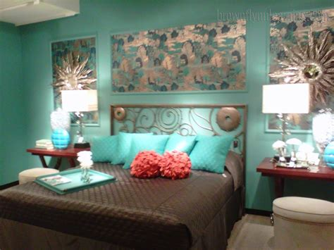 Turquoise Bedroom Ideas Turquoise Bedroom Decorating Ideas
