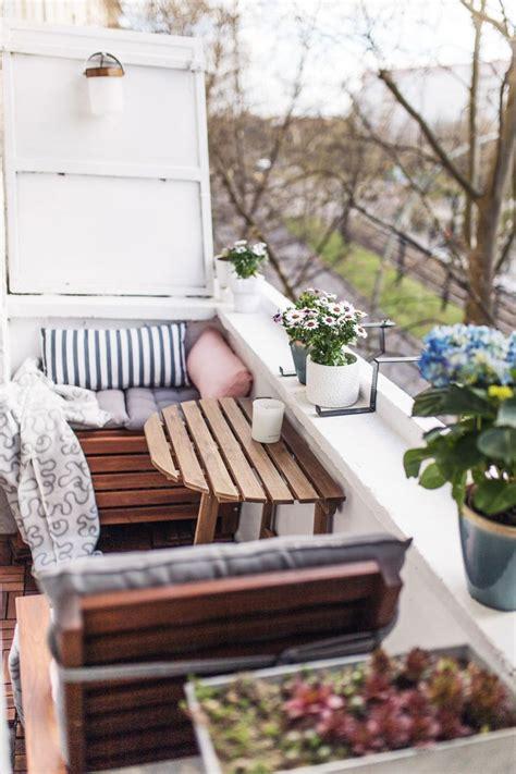 kleiner balkon gestalten die besten 25 kleine balkone ideen auf