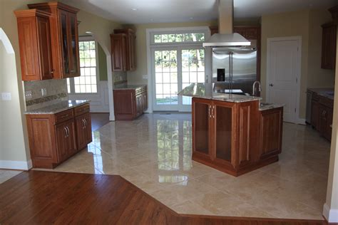 Should Your Flooring Match Kitchen Cabinets Or Countertops