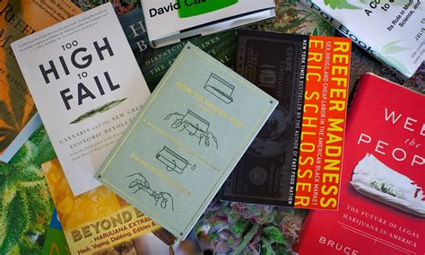 coffee and cannabis books build your own cannabis library with these must read books
