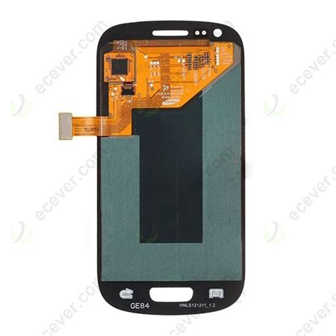 008808 Lcd Samsung I8190 S3 Mini Blue Org pebble blue lcd display touch screen assembly unit for